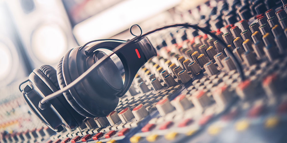 Tontechnik mieten von Xscreen