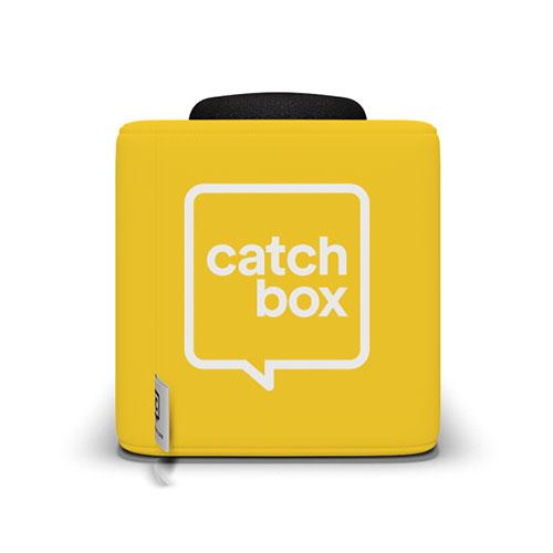 Catchbox, das Wurfmikrofon mieten bei Xscreen