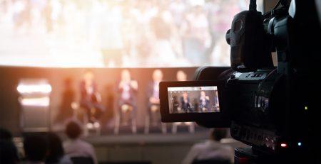Live-Streaming, virtuelle Veranstaltung und Online Events mit Xscreen