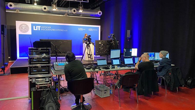 Virtueller Veranstaltungsort: LIT & LIST erstmals als Online-Events