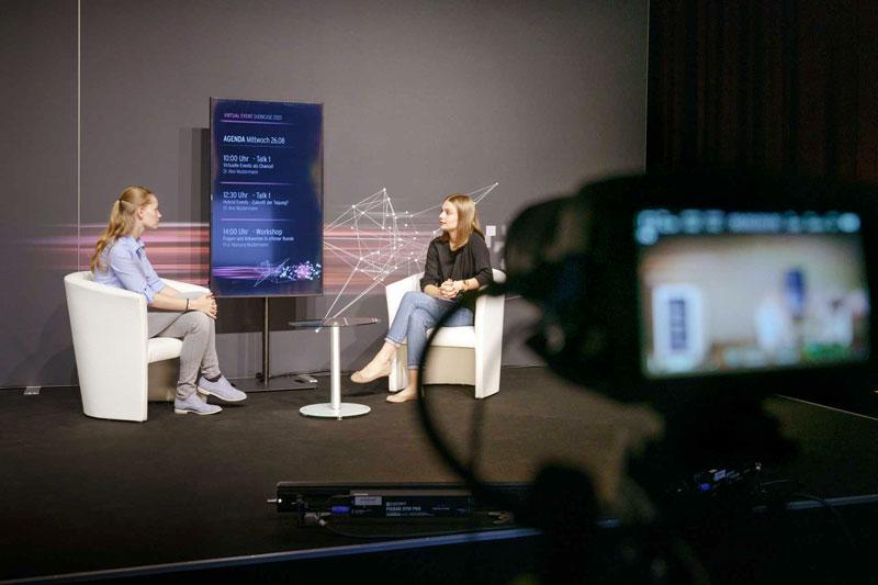 Live Streaming Studio Event